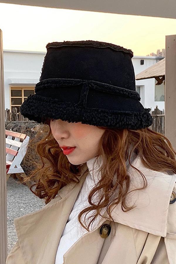 활용도갑 양면디자인 따수미 벙거지 모자 (낙타,블랙,아이보리,딥커피)S200103S003