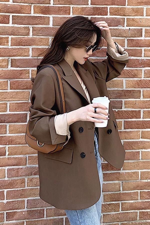 브리더 백포켓포인 베이직 자켓 (6color)S200821S009JK